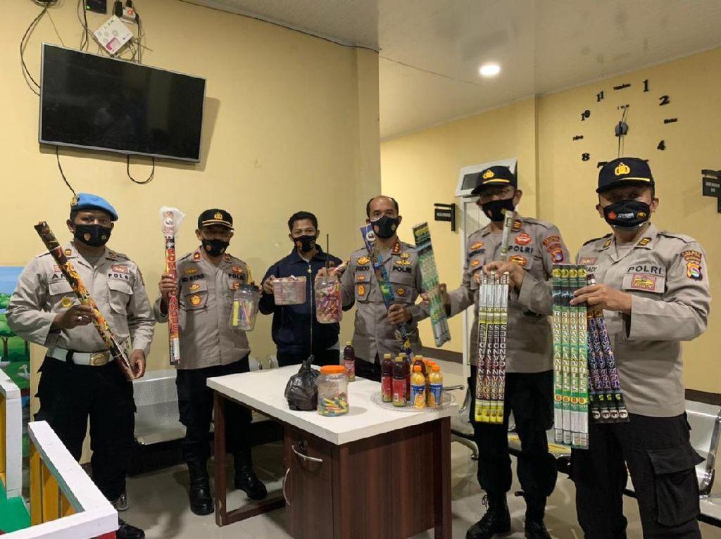 Jaga Kondusivitas Saat Ramadhan, Polda NTB Gelar Patroli Keliling