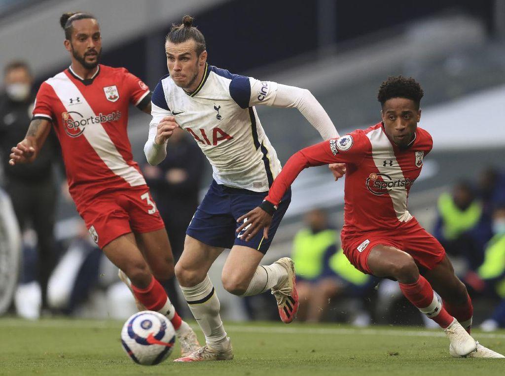 Tottenham Vs Southampton: Spurs Menang 2-1