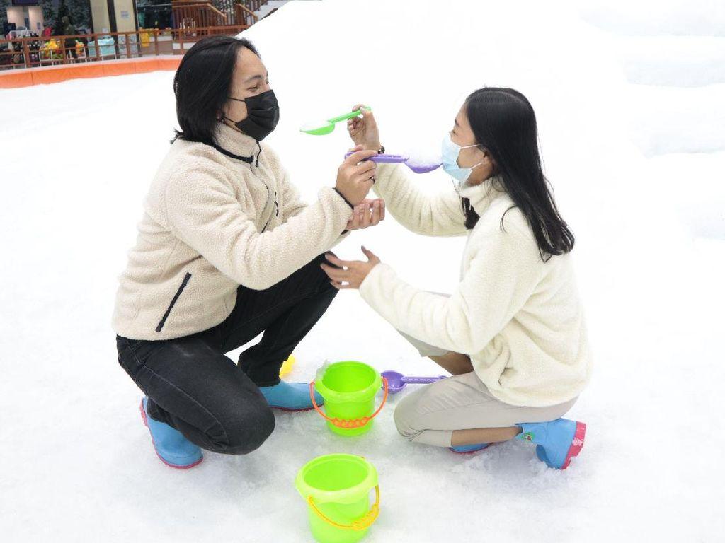 3 Aktivitas Seru dan Berkah Selama Ramadhan ala Trans Snow World