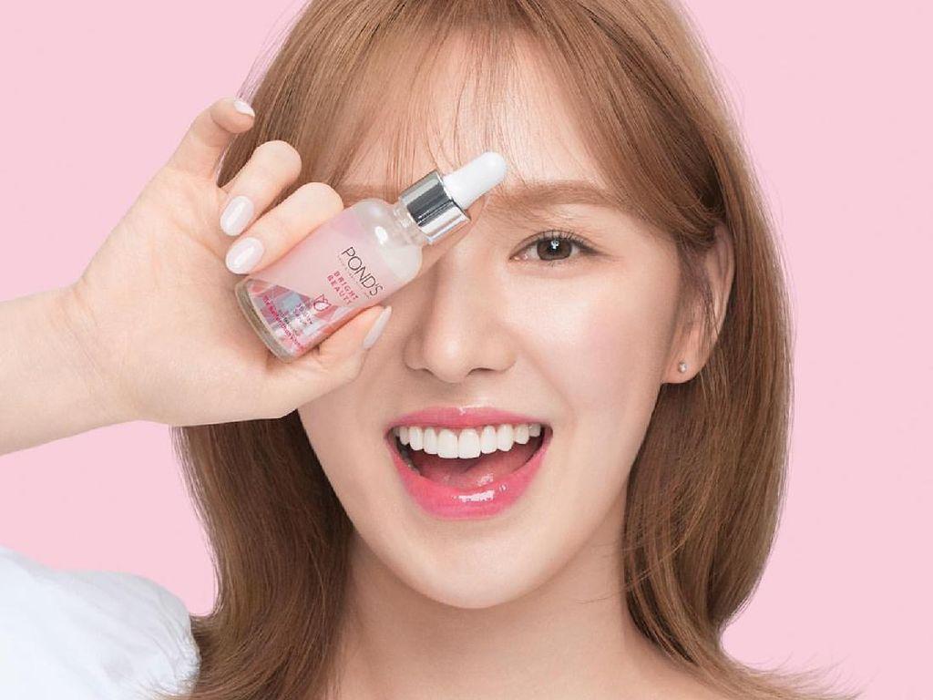 Wendy Red Velvet Resmi Jadi Model Iklan Produk Kecantikan Indonesia