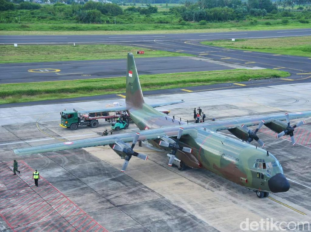 AirNav Siaga 24 Jam Pantau Penerbangan untuk Pencarian KRI Nanggala-402