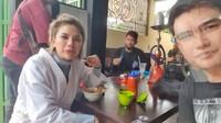Aldi Taher Sukses Jualan Mie Ayam, Pernah Bisnis Sate Taichan