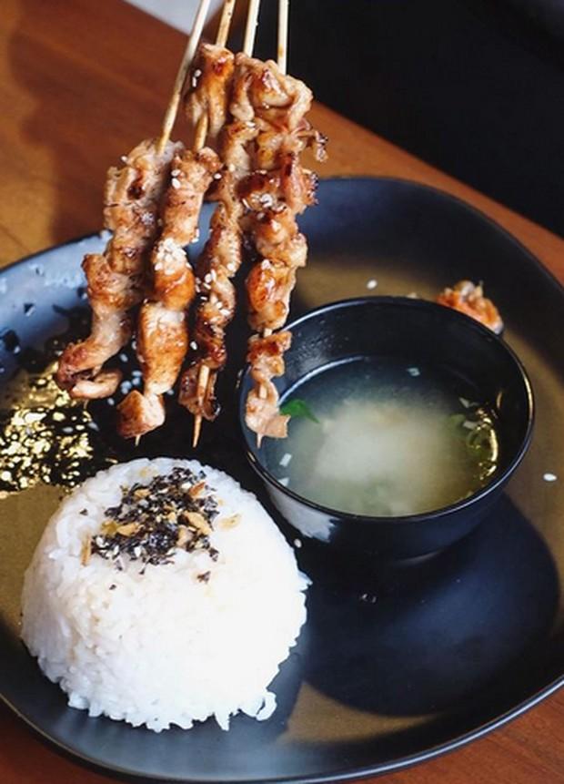 berbagai variasi menu yakitori