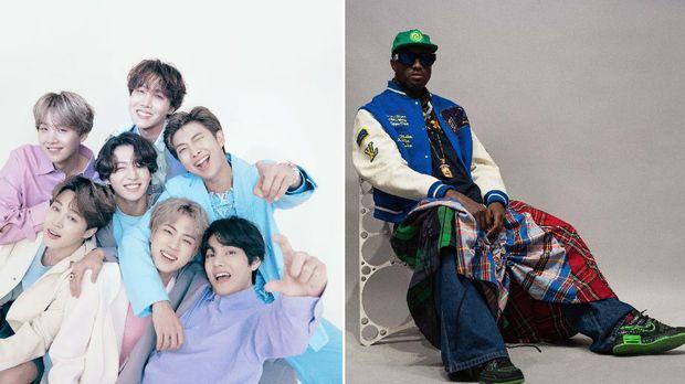 BTS Resmi Terpilih Jadi Brand Ambassador Louis Vuitton