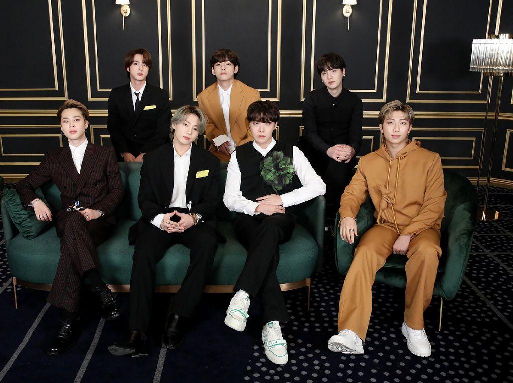 10 Gaya BTS Pakai Louis Vuitton, Harganya Bikin Dompet Nangis