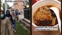 Wanita Muslim Curhat Nyaris Buka Puasa pakai Ramen Daging Babi
