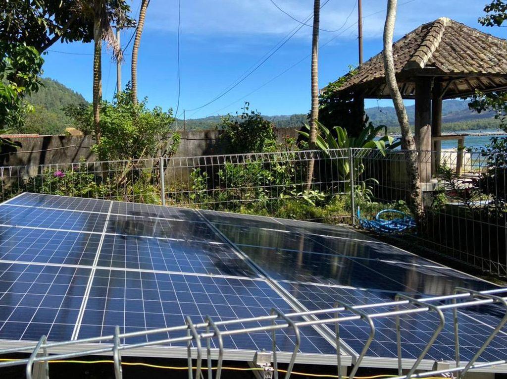 Canggih! Energi Surya Ini Bisa Ubah Air Danau Jadi Air Minum