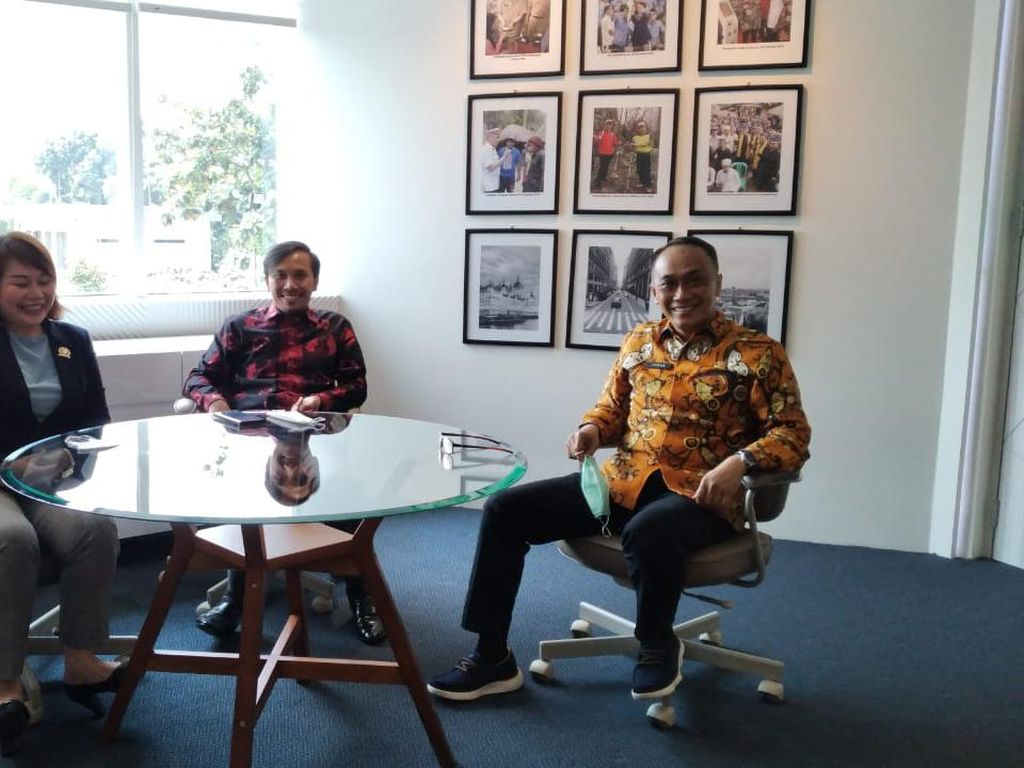 Ketua DPRD Jambi Dorong Pemda Digitalisasi Layanan Dukcapil