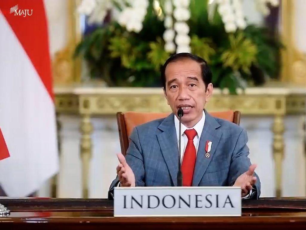 Harapan Jokowi di Hari Pendidikan Nasional 2021