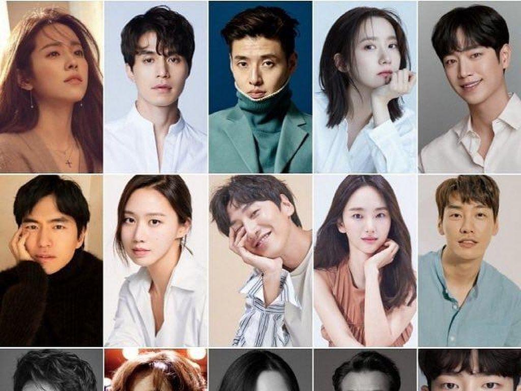 Ada Lee Dong Wook hingga YoonA SNSD, 6 Fakta Seru Film Happy New Year