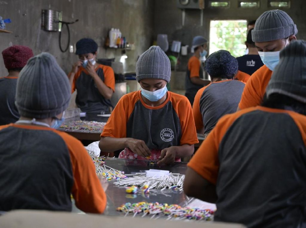 Stok Gula Aman, Pabrik Makanan Siap Ngebut Lagi