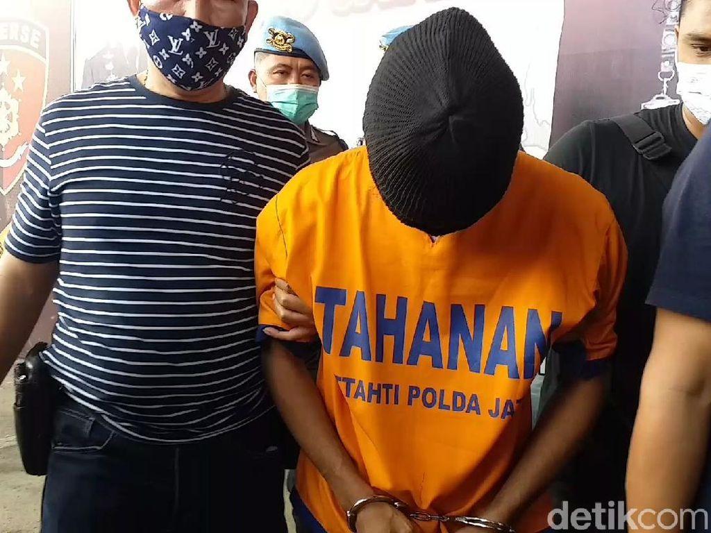 Perakit Senpi di Malang Ditangkap, Rakitannya Dijual ke Teroris?