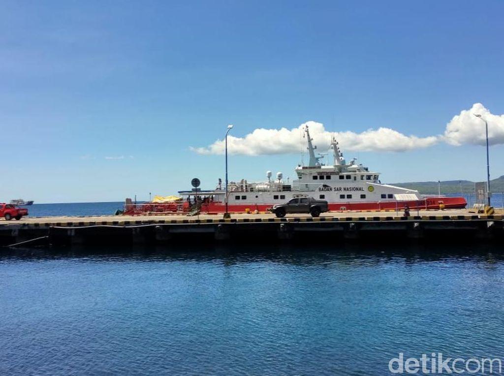 Kapal Basarnas KN Antasena Dikerahkan Bantu Pencarian KRI Nanggala-402