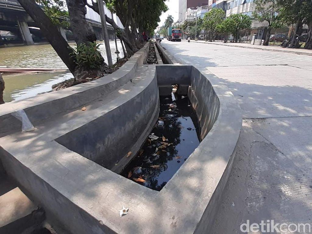 Pembangunan Kolam-Drainase Cegah Banjir Jl Martadinata Masuki Tahap Akhir