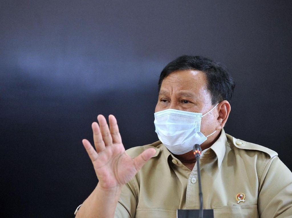 Prabowo Kenang Sosok Sarwo Edhie: Sosok yang Karismatik
