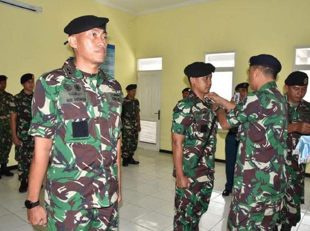 Letkol Heri Oktavian Komandan KRI Nanggala-402 Masih Keluarga Besar Polri