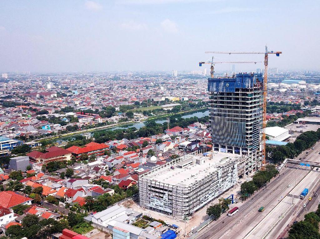 Pembangunan Maritime Tower di Jakut Ditarget Rampung Medio 2021