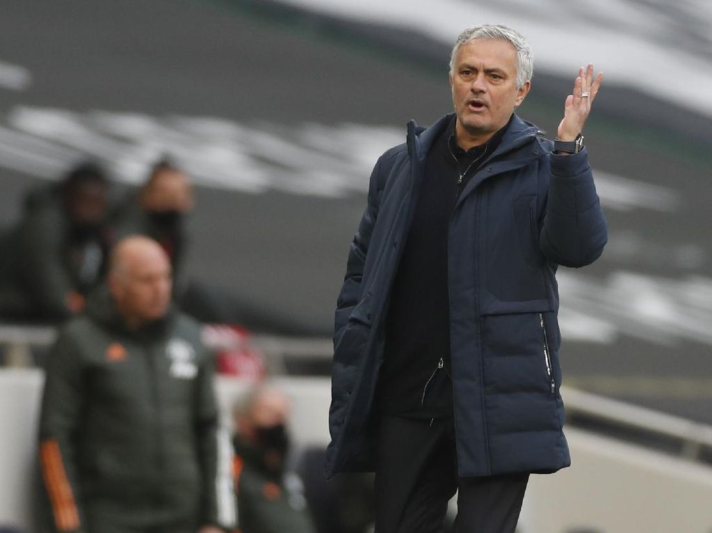 Moratti Senang Banget Mourinho Balik ke Italia