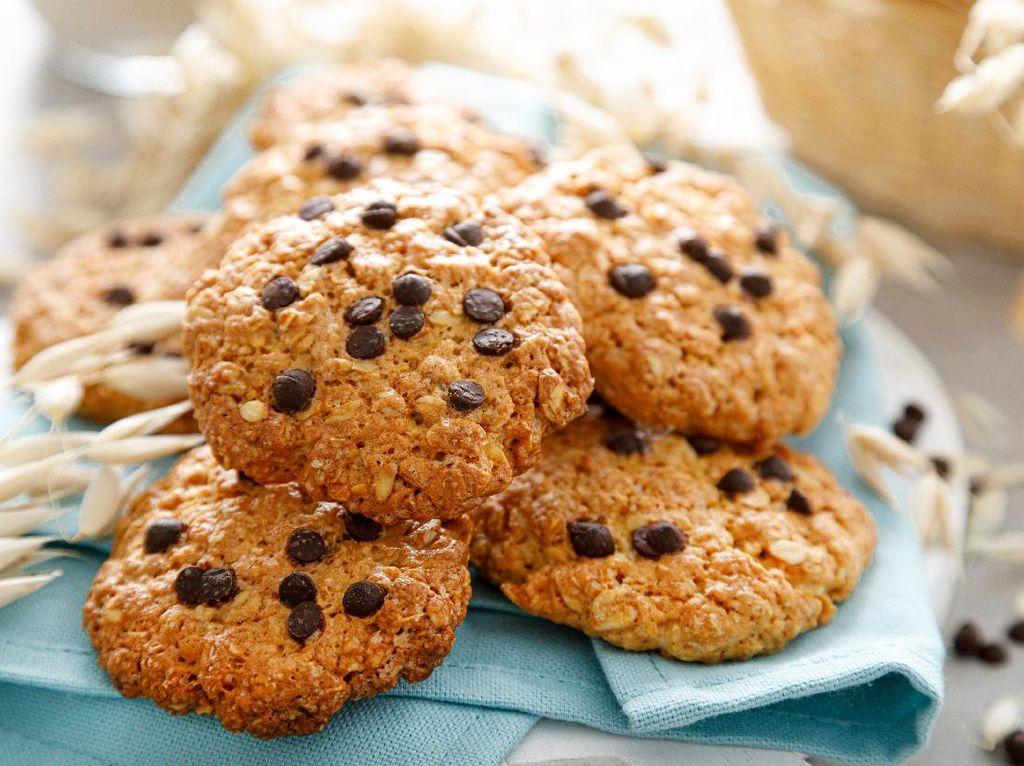 Resep Oatmeal Chocolate Cookie yang Legit Renyah