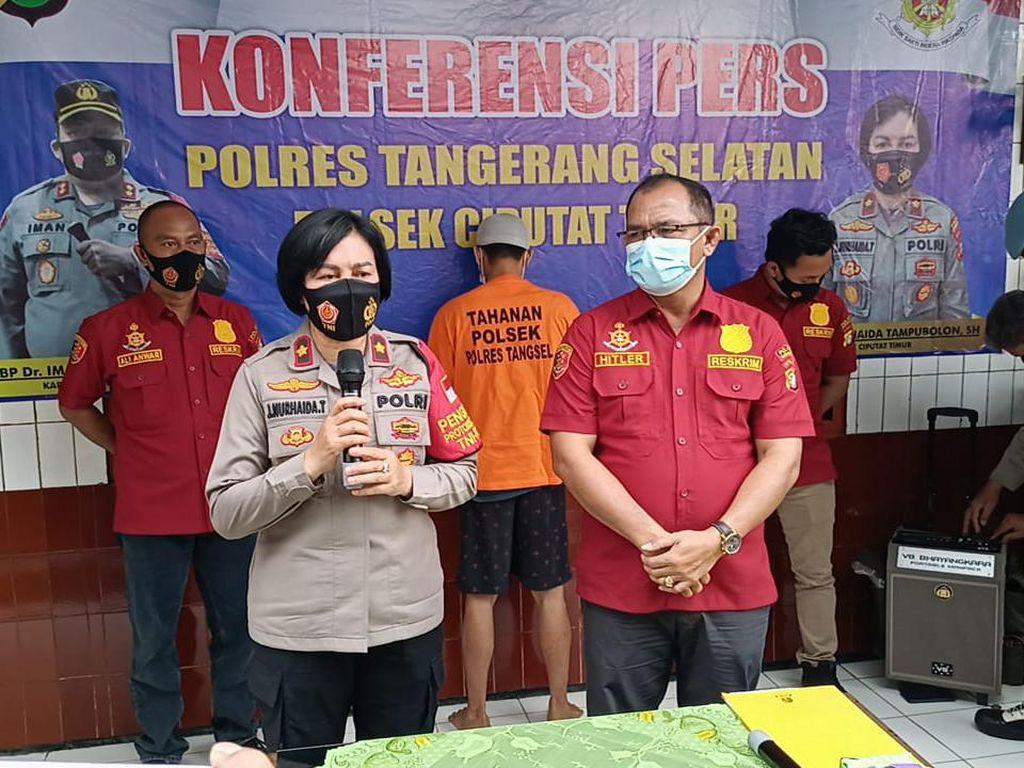 Minim Petunjuk, Polisi Kesulitan Kejar 3 Perampok Berpistol di Ciputat