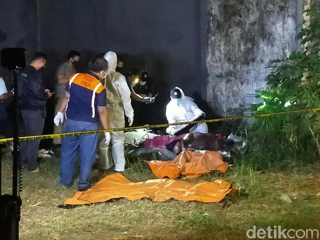 Mayat Terbungkus Kasur di Surabaya Ternyata Hamil 5 Bulan