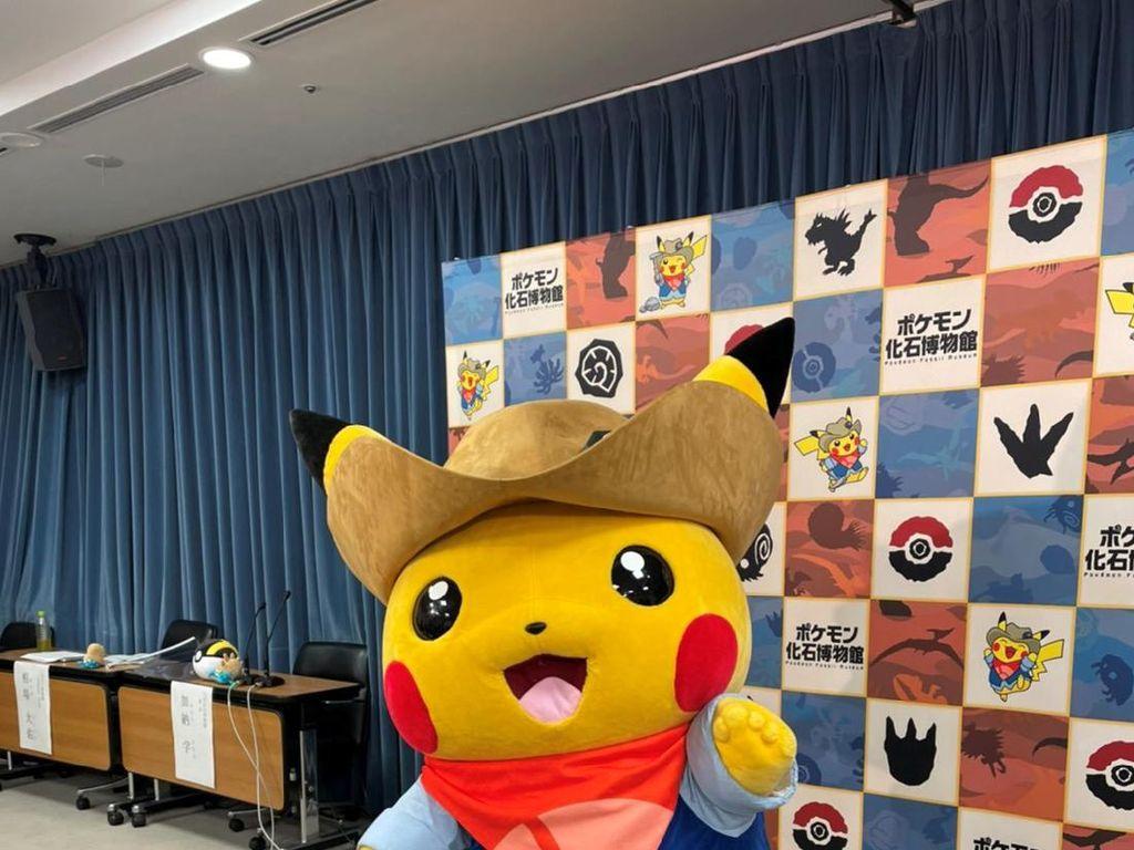 Saat Pikachu Nyamar Jadi Alan Grant di Jurassic Park