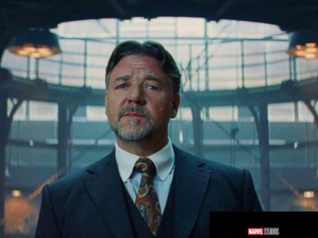 Russell Crowe Bocorkan Perannya di Thor: Love and Thunder, Jadi Siapa?