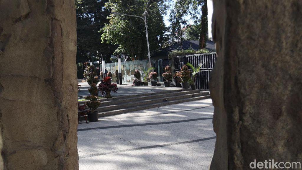 Rupa Taman Sejarah Bandung, Alternatif Tempat Ngabuburit