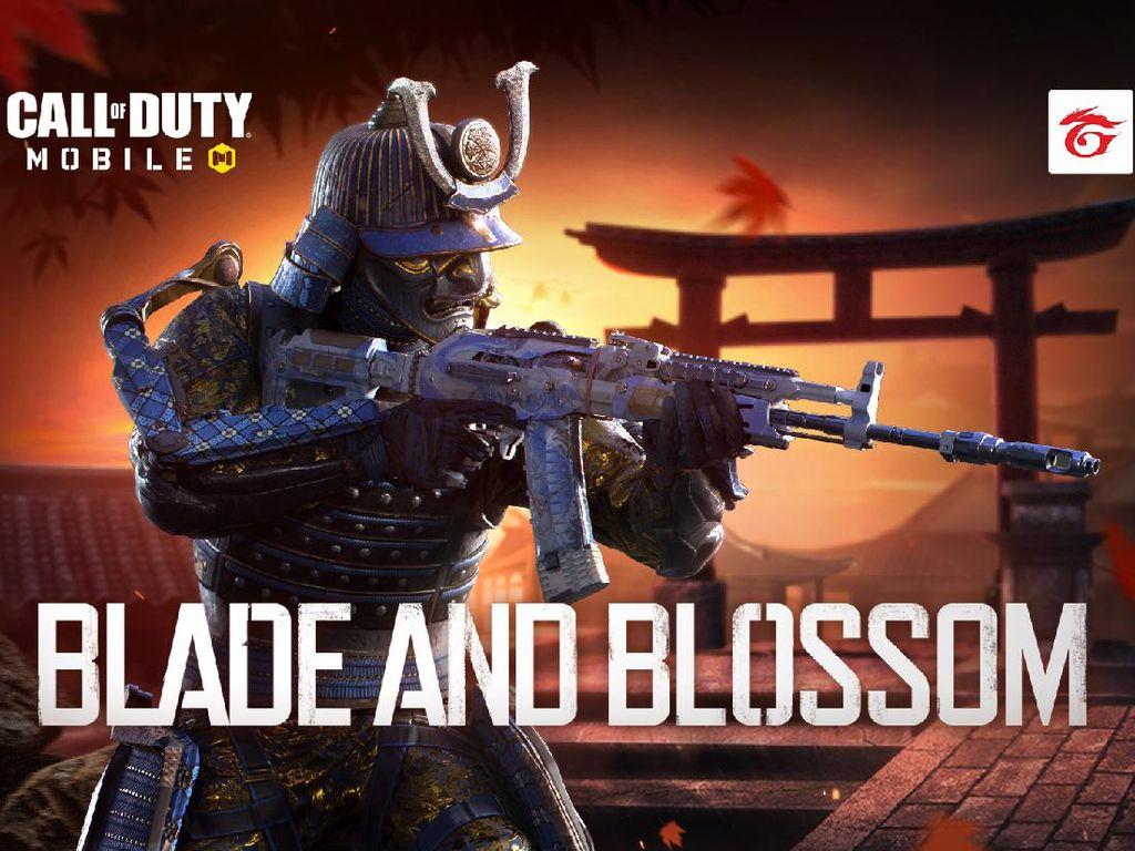 Skin dan Senjata Terbaru Call of Duty: Mobile Bernuansa Samurai