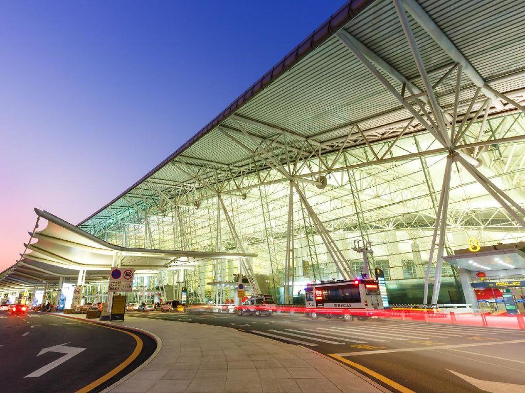 China Kuasai Daftar Bandara Tersibuk di Dunia Saat Pandemi