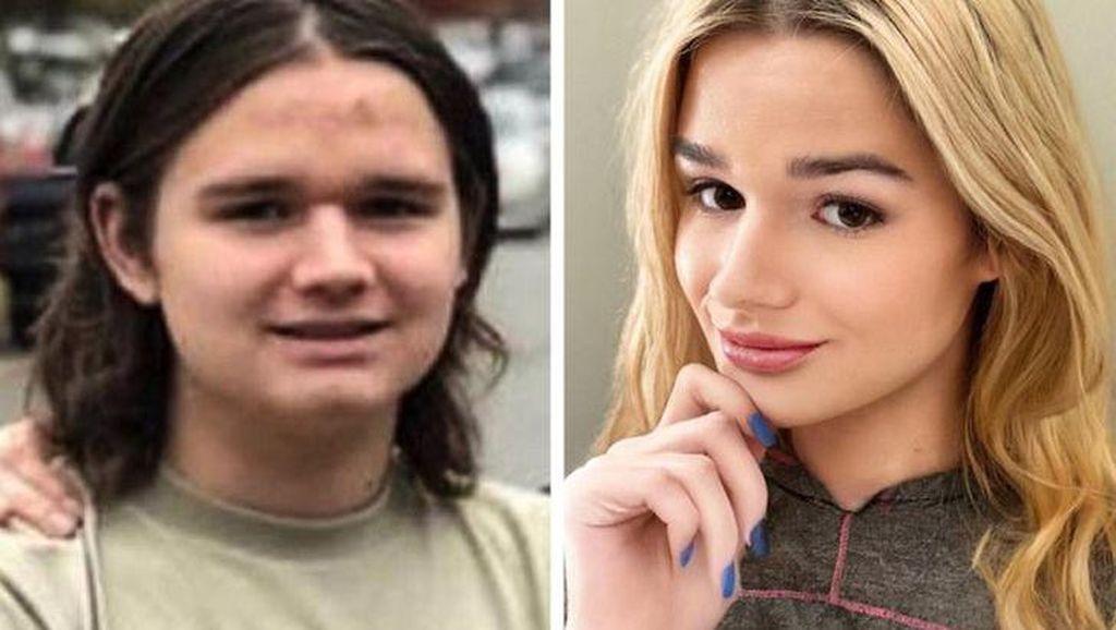 Bikin Pangling! Potret Viral Mereka yang Memilih Jadi Transgender