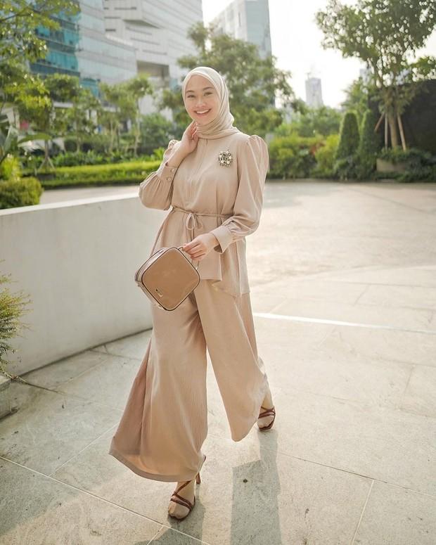 Gaya hijab buka puasa