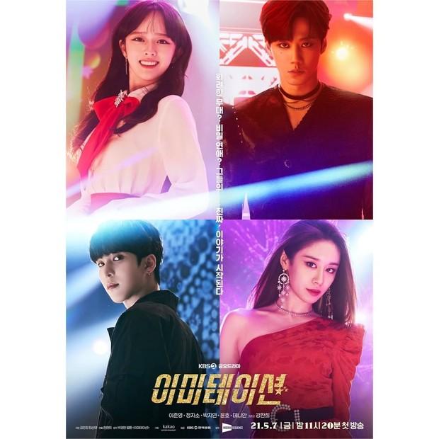 Diadaptasi dari webtoon dengan judul yang sama, drama ini berfokus pada kehidupan idol K-pop di industri hiburan.
