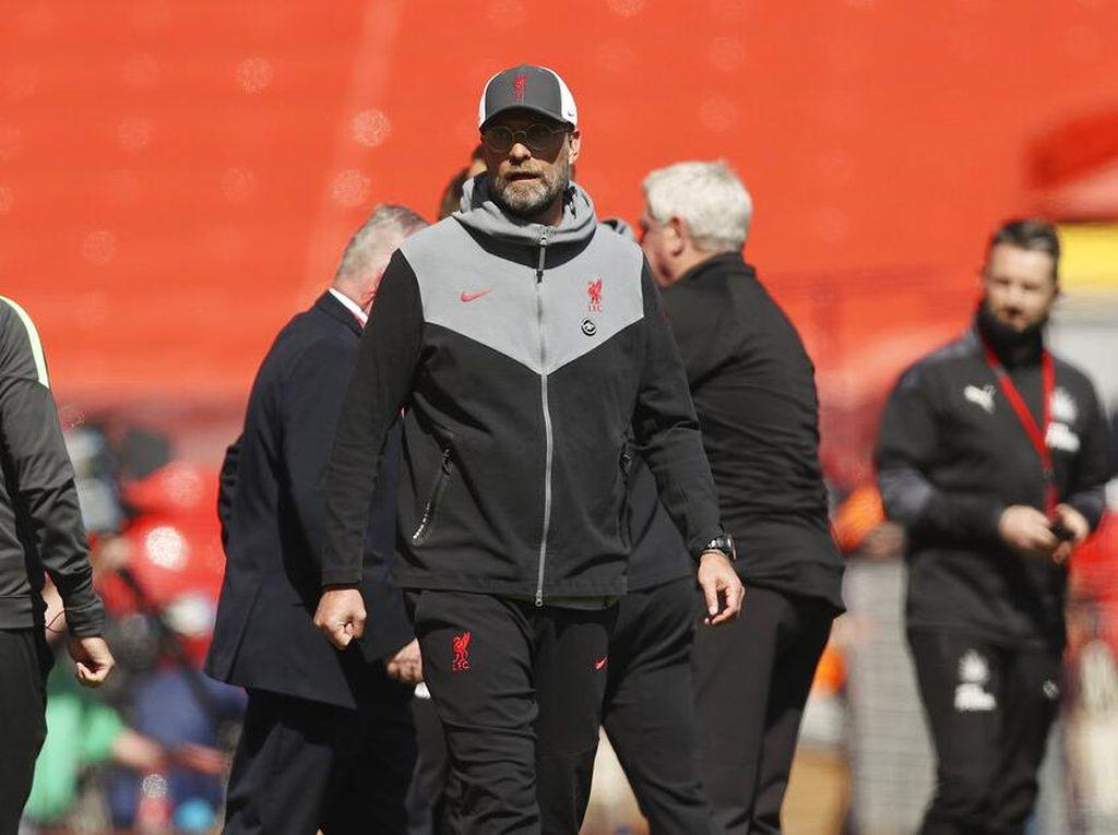 Klopp Tak Yakin Liverpool ke Liga Champions Musim depan