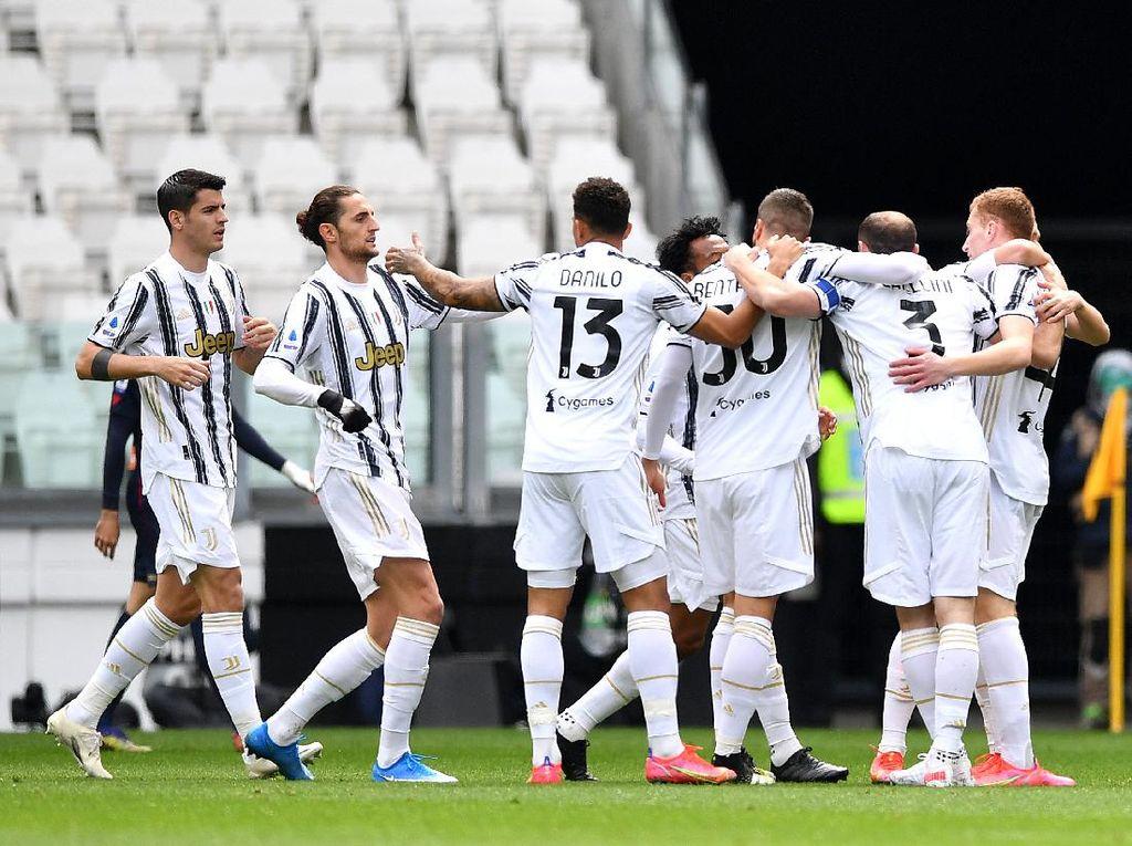 Juventus Tak Takut Gertakan UEFA