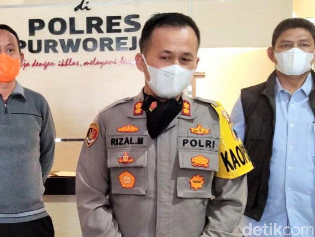 Polisi Duga Demo Ricuh Tolak Tambang Purworejo Ditunggangi Anarko