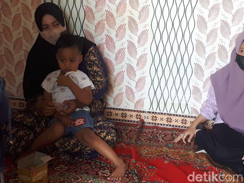 Secercah Harapan dari 3 Anak Awak KRI Nanggala-402 di Bojonegoro