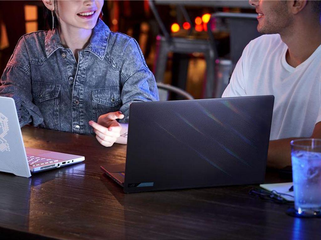 Deretan Laptop Gaming Baru Asus yang Pakai Ryzen 5000