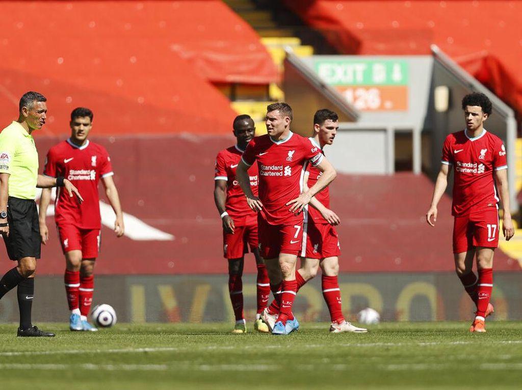 Liverpool Masih Doyan Buang-buang Peluang, Juga Poin