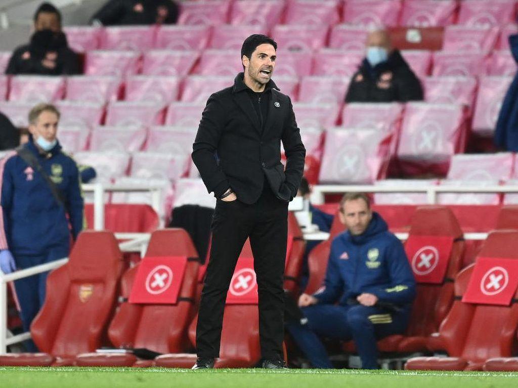Arsenal Kalah, Mikel Arteta: Saya Muak dengan VAR!