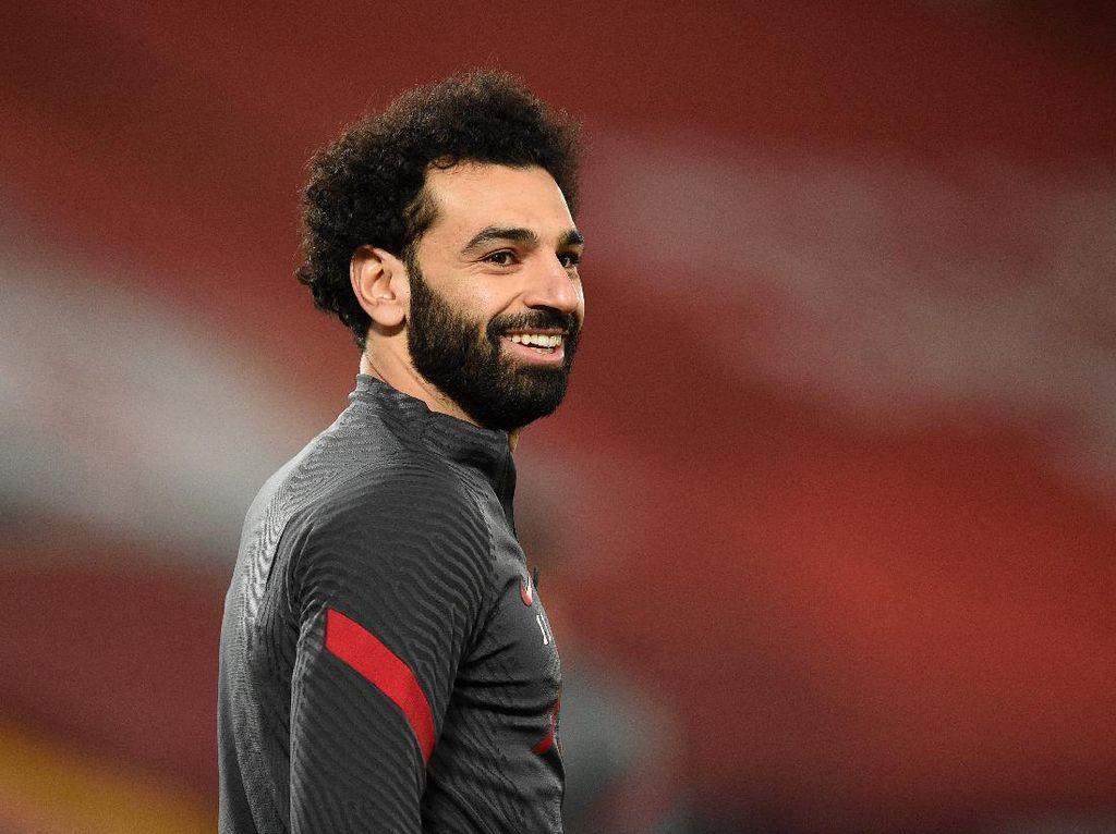 Liverpool Vs Newcastle: Mo Salah Menatap Sejarah