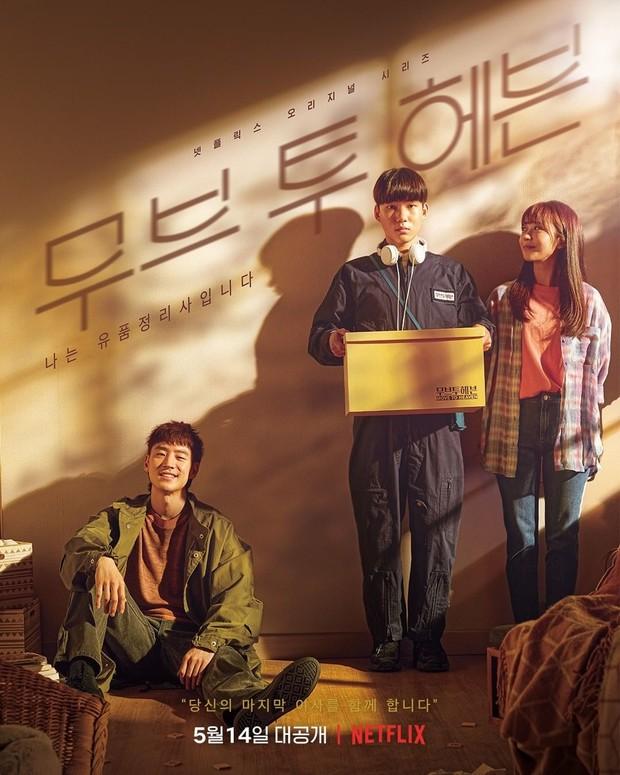 """Mengisahkan pemuda bernama Geu Roo (Tang Jun Sang) dengan sindrom Asperger yang bekerja untuk bisnis ayahnya """"Move To Heaven""""."""