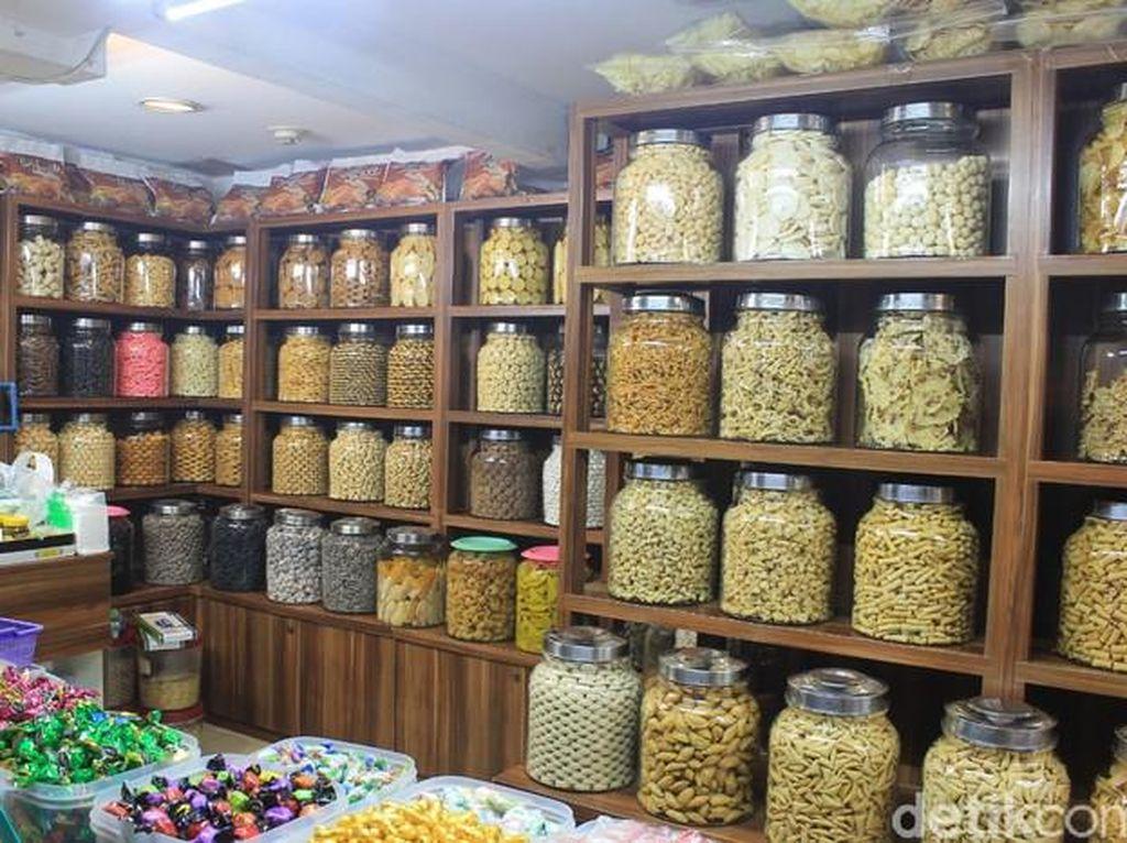 Sirup Lokal Legendaris dan Toko Kue Kering Lengkap di Jakarta
