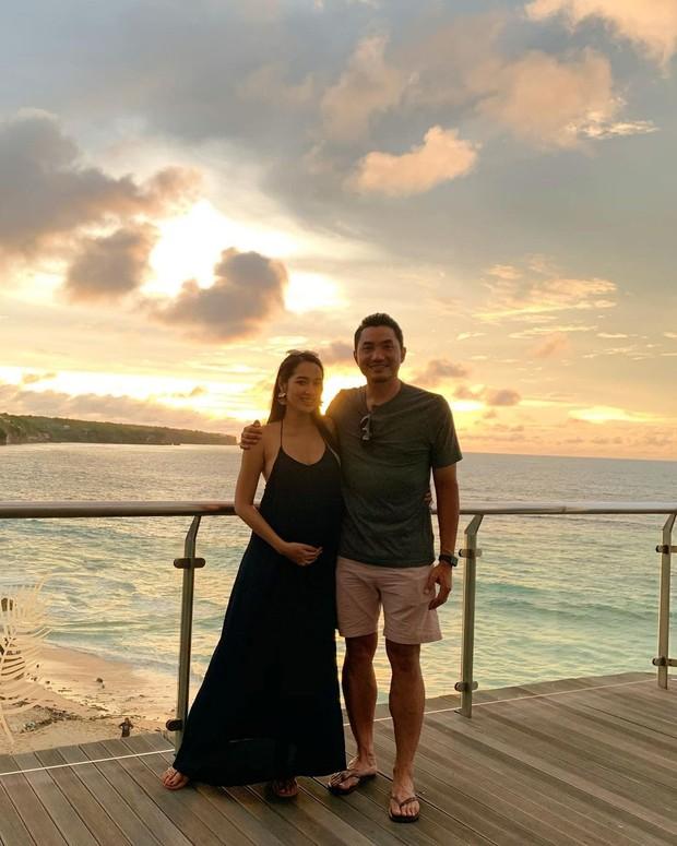 Niken Anjani babymoon bersama suami ke Bali/instagram.com/nikenanjanii