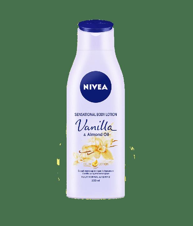 Rekomendasi Lotion dengan Aroma Vanila