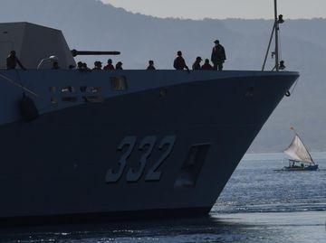 Hari ke-4 Operasi Pencarian KRI Nanggala-402