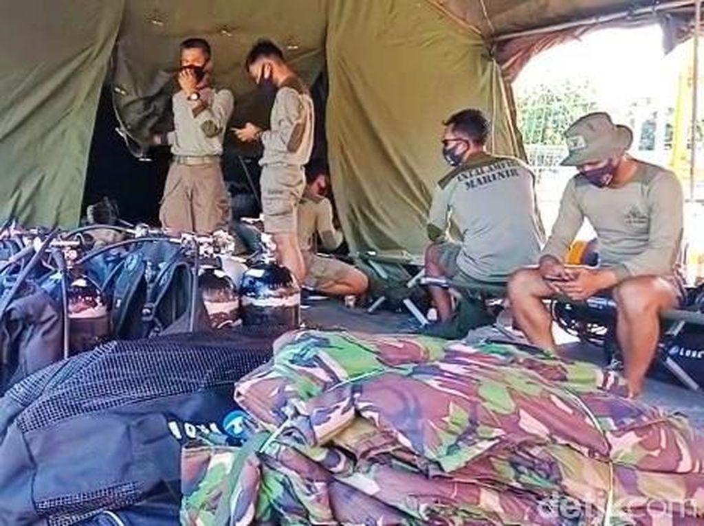 Pasukan Taifib Tiba di Banyuwangi untuk Cari KRI Nanggala-402