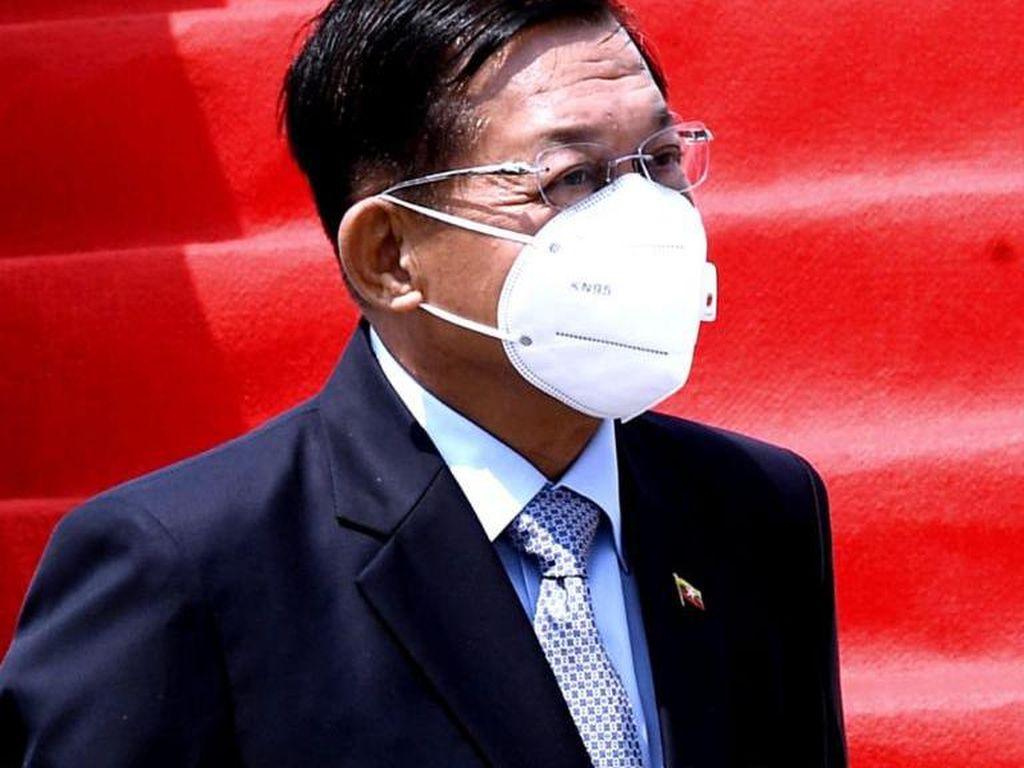KTT ASEAN Digelar Bulan Ini, Pemimpin Junta Myanmar Diundang?
