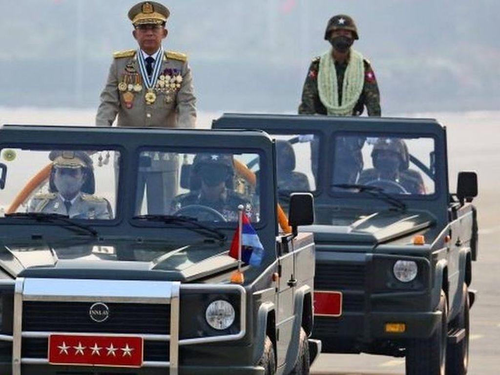 Akankah Pemimpin Junta Myanmar Hadir dalam KTT ASEAN di Jakarta?