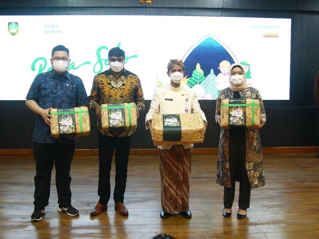 Bareng Pemkot Solo & Surakarta, Tokopedia Dorong UMKM Go Digital